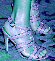 (pbass156) Tags: sexy sandals shoes strappy sandalias silky feet foot footfetish fetish toes toefetish toesucking paintedtoes painted pedicure