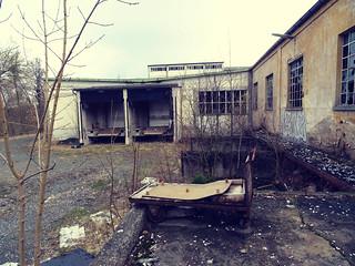 Die Porzellanfabrik