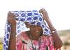 Old somali woman adjusting her hijab, Awdal region, Zeila, Somaliland (Eric Lafforgue) Tags: adultonly africa african africanethnicity awdal blackethnicity culture developingcountry documentary eastafrica elder female hijab horizontal hornofafrica islam islamic lifestyle lookingatcamera muslim oneperson onepersononly onewomanonly outdoors portrait soma6469 somali somalia somaliland traditionalclothing veil waistup woman women zeila awdalregion