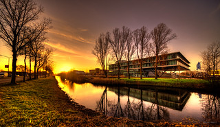 Hoogheemraadschap Hollands Noorderkwartier, Heerhugowaard, The Netherlands.