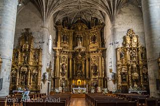 Parroquia de Santiago y San Pedro, Puente la Reina