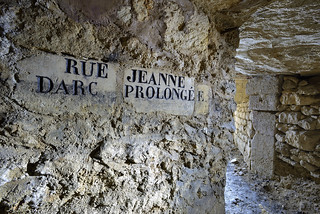Rue Jeanne d'Arc prolongée