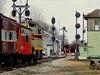 Erie Lackawanna 310 pulling into the Hoosier Valley Railroad Museum (Matt Ditton) Tags: hoosier valley railroad museum erie lackawanna 310 indiana train