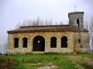 Ermita de Santa Ceceilia de Barriosuso
