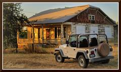 FolsomHouseJeep_9422d (bjarne.winkler) Tags: the photo safari jeep an abandon house folsom