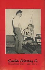 Satellite Publishing 8 - Anonymous - Secret Life of a Domination Photographer (back) (swallace99) Tags: satellitepublishing vintage 50s bondage paperback