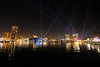 City Lights in Baltimore, Maryland (` Toshio ') Tags: toshio baltimore citylightsfestival citylights maryland xt2 innerharbor city skyline lights reflections water usa fujixt2