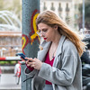 Signes dels temps (Miquel Lleixà Mora [NotPRO]) Tags: streetphoto streetlife street people gent cell mobil