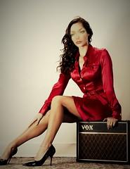 i68 (alannah.myles66) Tags: satin foulard soie blouse chemisier femme silk seide sexy