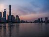 LR Shanghai 2016-327 (hunbille) Tags: birgitteshanghai6lr china shanghai huangpu river bund thebund promenade zhongshan road zhongshanroad skyline tower shanghaitower shanghaiworldfinancialcenter world financial center jinmaotower jin mao orientalpearltower oriental pearl dawn