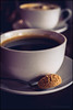 Coffee for two (G. Postlethwaite esq.) Tags: dof derbyshire lemistral sonya7mkii wirksworth beyondbokeh biscuit bokeh cafe closeup coffee cups depthoffield fullframe mirrorless photoborder selectivefocus spoon