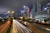 HONG KONG, CHINA | MAY 2018 (jopetsy) Tags: hong kong hongkong china nightscape nightscapes cityscapes city longexposure buildings rain panorama lights glow clouds central lighttrails trails