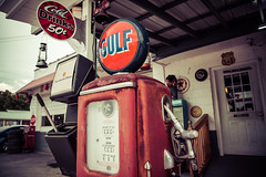 You've still got it baby (sniggie) Tags: donpattiestowing gulf shell tokheimgaspump gaspump lantern signage signs tires towingservice vintagesigns oldsigns gas servicebell colddrinks50cents