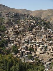 PA086288 (bartlebooth) Tags: iran kang village kangvillage razavikhorasanprovince muslim persian iranian adobe hillside mountain olympus e510 evolt silkroad