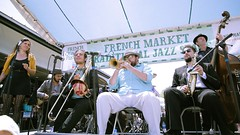 French Quarter Fest 2018 - Smoking Time Jazz Club