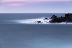 Los Galeones (Robert_Franz) Tags: nature nd naturallight tenerife teneriffa canaryislands sunset seascape sea elsauzal fineart filter rocks longexposure colors abstract art detail minimalistic water effect