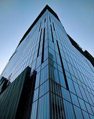 #93 Blue hour (tokyobogue) Tags: tokyo japan shibuya nexus6p nexus 365project glass building skyscraper up reflections urban city architecture