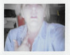 """But then again I was always a bit blind."" (H o l l y.) Tags: fuji100c fuji instant film polaroid memory maker girl self portrait blur bright light alone blue jean shirt fashion retro indie vintage"
