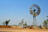 °im Outback (J.Legov) Tags: windrad wasserstelle outback australien baum wassertank jlegov