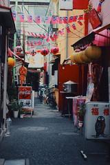 Yokohama Chinatown (Camila Iquiene) Tags: yokohama chinatown japan street city