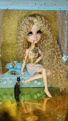 N E F E T H (browniiefamily) Tags: taeyang doll egyptiens poupée pullip koïch koïchi sheryl design howleenpullip browniieco littlebrowniie
