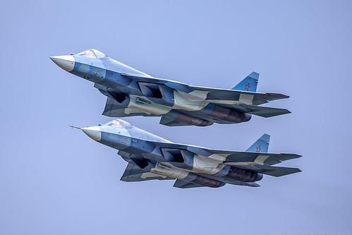 Su-57 (T-50)