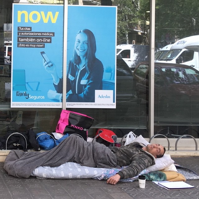 The World S Newest Photos Of Barcelona And Homeless Flickr