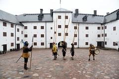 Höger om! (GARS Savolax) Tags: gars turunlinna åboslott turkucastle reenactment 17thcentury 1600luku historianelävöitys historianelävöittäminen pikenööripäivä piikkiäksiisi pike