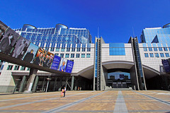 European Parliament (davidvankeulen) Tags: europeanparliament europe europa belgië belgium belgique belgien brussel bruxelles brüssel régiondebruxellescapitale brusselshoofdstedelijkgewest brusselscapitalregion metropoolbrussel stad city stadt ville davidvankeulen davidvankeulennl davidcvankeulen urbandc europeesparlement ep