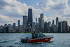 Chicago Memorial Day Weekend Skyline: Chicago Fire Department Boat (Joshua Mellin) Tags: cfd chicagofire chicagofiredept chicagofiredepartment chicago fire department firemen boat water lakemichigan skyline lake memorialday 2018 memorial day weekend memorialdayweekend 18 summer holiday best photo phootgrapher photography photos pics pictures joshuamellin windycity nickname guide flight whattodo city top cloud clouds warm hot 688 emergency number sears trump trumptower fuck fucktrump impeachtrump trumptowerchicago hotel skyscraper skyscrapers nature tree trees building buildings red blue white black teal color colorful bright ad advertising johnhancock tower searstower calendar boats