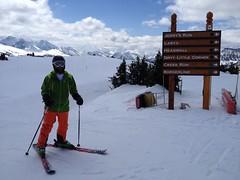 Mr Jeff (Mr. Happy Face - Peace :)) Tags: scenery clouds skiing yyc sunshine mrjeff wtbw sport ski banff canadaparks