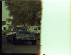 1962 - Chevrolet 400 (Juansette) Tags: 35mm film nikon f100 kodak vision 3 250d chevrolet 400