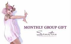 SEmotion Monthly Gift - June 2018 (Marie Sims) Tags: semotion sl secondlife free gift pose poses posing photographer photosl photo ao animations animation avatar anim