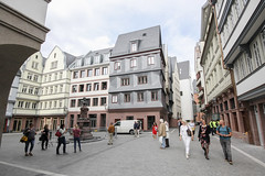 AC1_3863 (ais3n) Tags: frankfurt altstadt historic old city wide angle canon eos 7d römer townhall town germany landmark cloudy sigma 1020mm