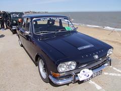 (174) 1968 Triumph 2.5 PI - Ipswich to Felixstowe car run 2016 (APB Photography™) Tags: ipswichtofelixstowehistoriccarrun 2016 1968 triumph 25 pi