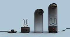 Kettle L20 Design by Bastien Chevrier (Bastien Chevrier) Tags: kettle design l20 bastien chevrier watering can electric kitchen water minimal degrade black friendly hand heat resistant liter