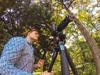 Moritz Janisch filming with the Fujifilm X-H1 (Fenchel & Janisch) Tags: yi4k behindthescenes moritz moritzjanisch
