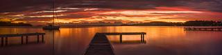 Sunrise at Acadia Vale