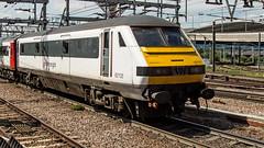 MK 3 82105 (JOHN BRACE) Tags: 1988 brel derby built mk 3 dvt 82105 seen stratford station abellio greater anglia livery