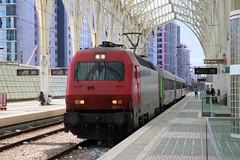 5614-1 (Krzysztof D.) Tags: europa europe portugal portugalia lisboa lisbon lizbona station stacja dworzec bahnhof kolej railway bahn pociąg train zug transport transportation transportpubliczny