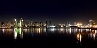 Downtown San Diego from Coronado