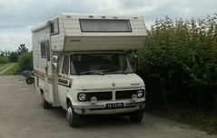 1976 Bedford 97760 Camper 16-72-PB (Stollie1) Tags: 1976 bedford 97760 camper 1672pb roodhuis
