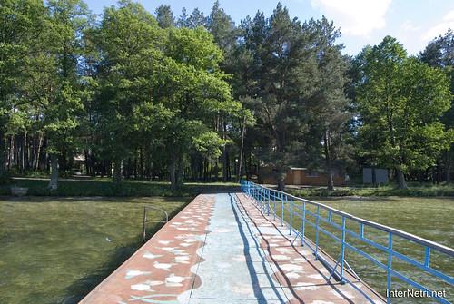 Шацький Національний Природний Парк Озеро Пісочне  МІстки InterNetri  Ukraine 125