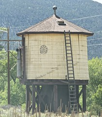 Water Tower (Bill Jacomet) Tags: road to durango co colorado travel trip drive 2018