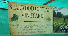 SEALWOOD COTTAGE VINEYARD (hazelisles,(www.youtube.com/user/hazelisles)) Tags: vineyard wines sealwoodcottagevineyard