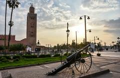 Koutoubia Mosque (scuba_dooba) Tags: morocco africa marrakesh north mosque koutoubia kutubiyya جامع الكتبية booksellers