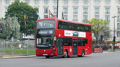 Brainwashed (londonbusexplorer) Tags: tower transit volvo b5lh mcv evoseti mv38230 lj17wsz 13 82 north finchley victoria tfl london buses