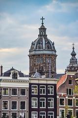 Basilica of St. Nicholas (keegrich89) Tags: basilicaofstnicholas amsterdam netherlands europe church