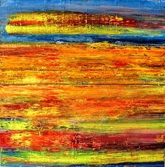 The day after (Peter Wachtmeister) Tags: artinformel art mysticart modernart popart artbrut phantasticart acrylicpaint abstract abstrakterimpressionismus abstrakt surrealismus surrealism hanspeterwachtmeister