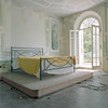 The charm of decay - Villa dei Levrieri, bedroom (mikele.nicoletti) Tags: zenzabronicasqb zenzanon50mmps kodakportra400 homedeveloping selfdeveloping tetenalcolortecc41kit mediumformat medioformato 6x6 abandoned villadeilevrieri forgotten decadenza decadence decay thecharmofdecay colors film ibeliveinfilm scanfromnegativefilm epsonv600scan